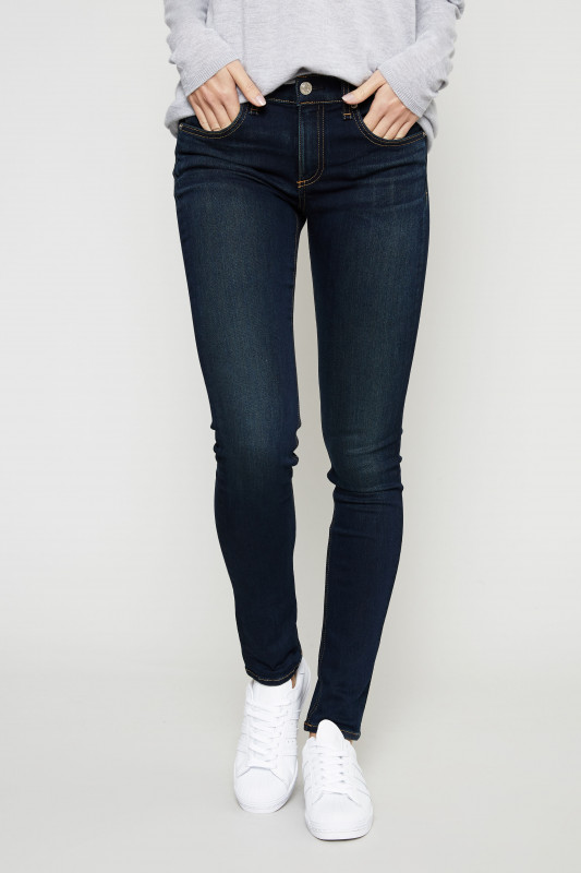 Skinny Jeans 'Bedford' Dunkelblau