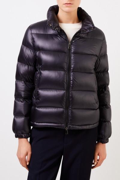 Moncler Short down jacket 'Copenhague' Black