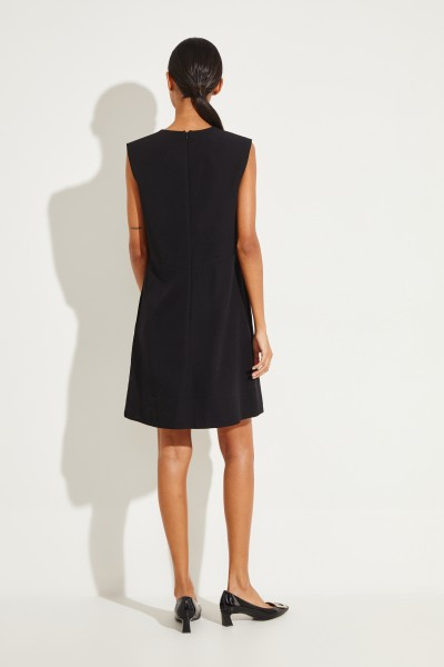 Givenchy Classic dress with v-neck Black