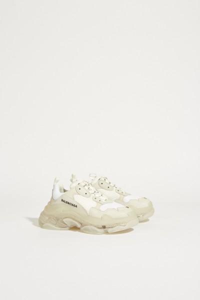 Sneaker 'Triple S' Weiß