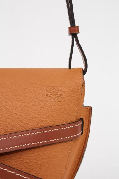 Loewe Shoulder Bag 'Gate Small' Light Caramel