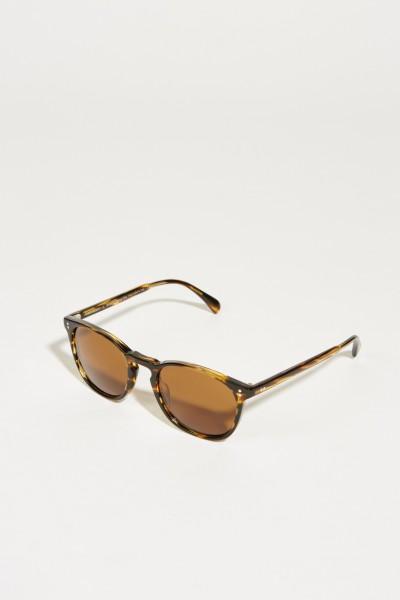 Sonnenbrille 'Finley' Braun