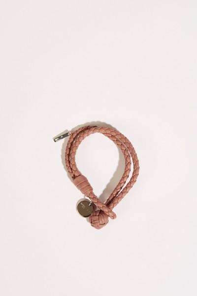Geflochtenes Armband Altrosé