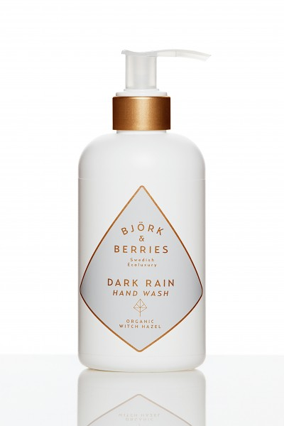 Hand Wash 'Dark Rain' 250ML