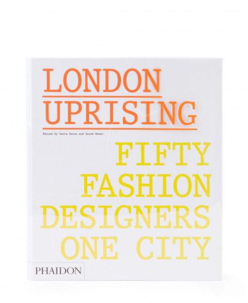 Buch 'London Uprising'