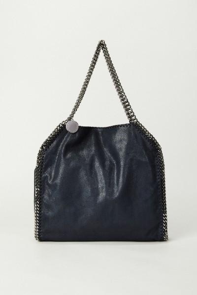Tasche 'Falabella 2 Chain' Marineblau