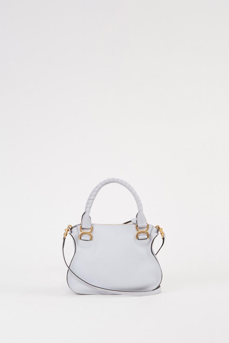 Chloé Handtasche 'Marcie Small' Light Cloud