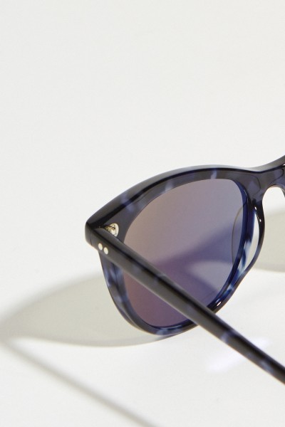 Oliver Peoples Sonnenbrille 'Jardinette' Blau