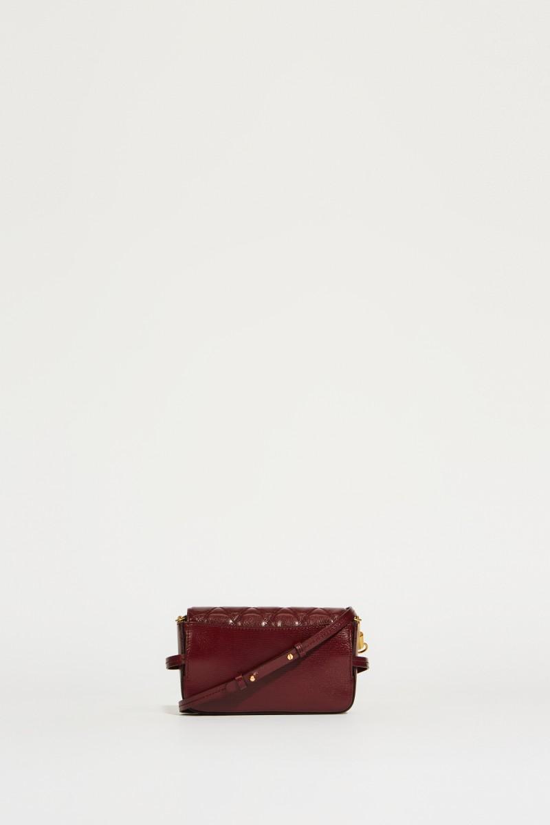 Gürteltasche 'Pocket Mini' Aubergine