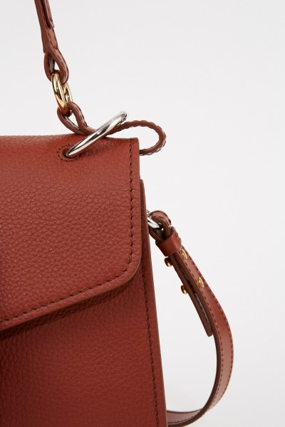 Chloé Bag 'Aby Small' Sepia Brown