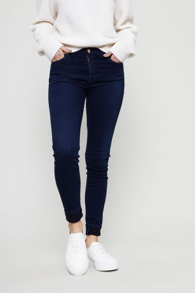 High Waist Jeans Indigo
