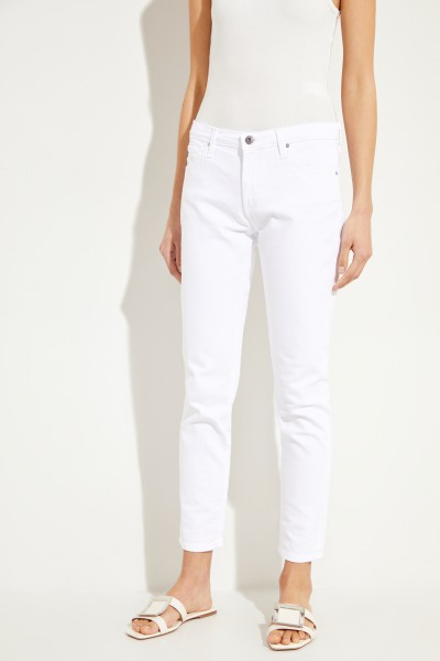 Jeans 'The Prima Ankle' White