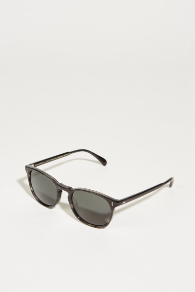 Oliver Peoples Sunglasses 'Finley' Black