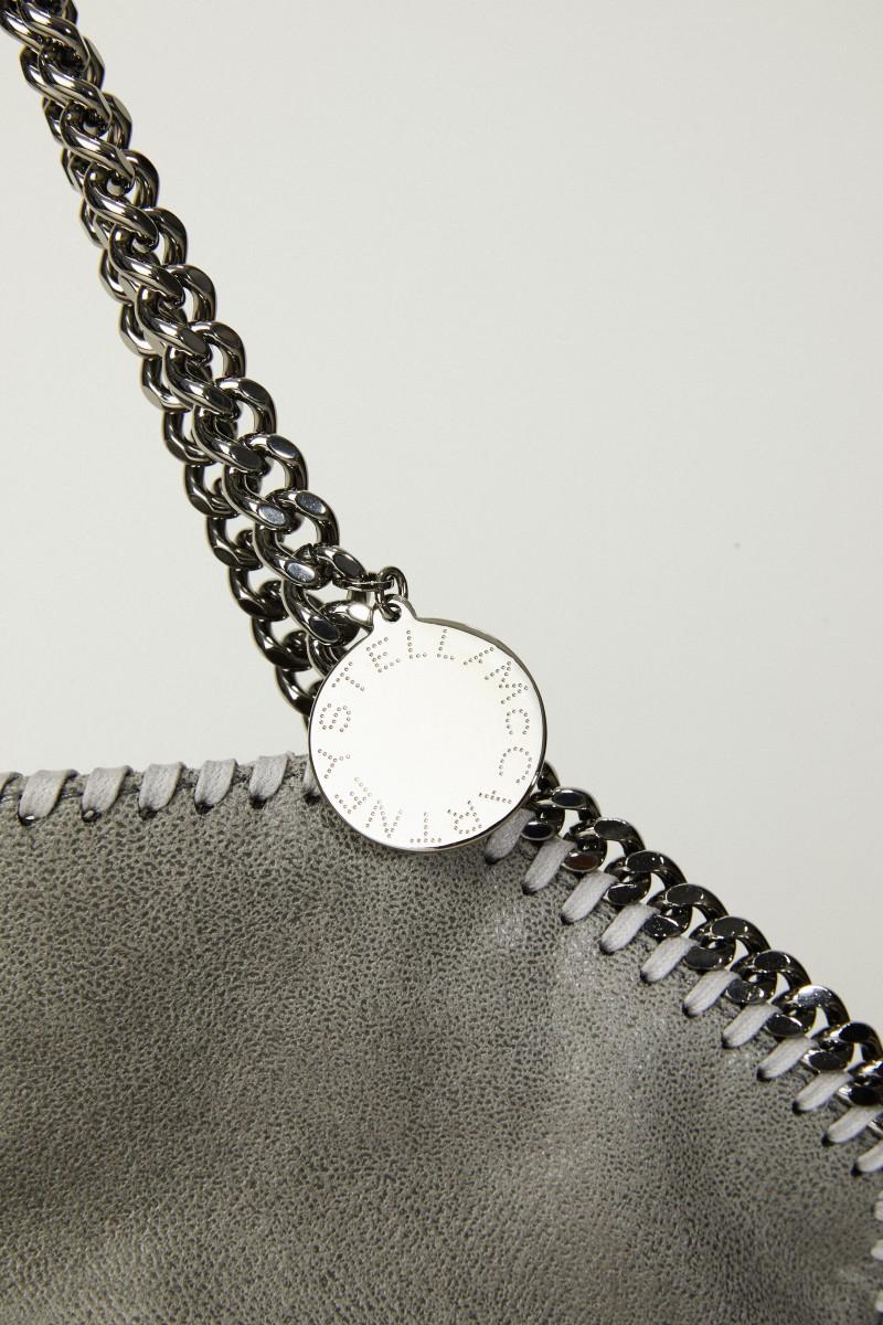 Tasche 'Falabella 3 Chain' Light Grey