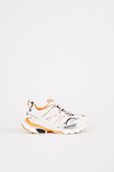 Balenciaga Sneaker 'Track' White/Orange