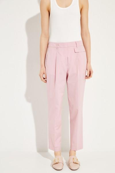 Baumwoll-Hose Pink
