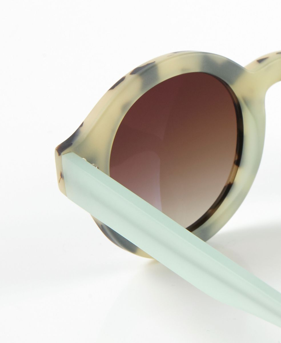 Sonnenbrille 'The Rose' Horn-Optik