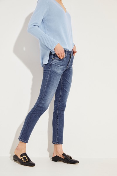 Jeans 'The Prima Ankle' Blau