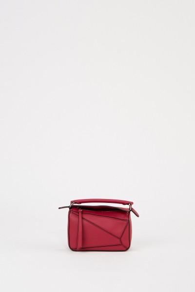 Tasche 'Puzzle Bag Mini' Fuchsia