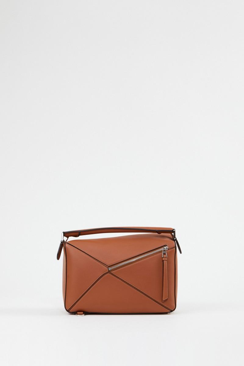 Loewe Tasche 'Puzzle Bag' Tan