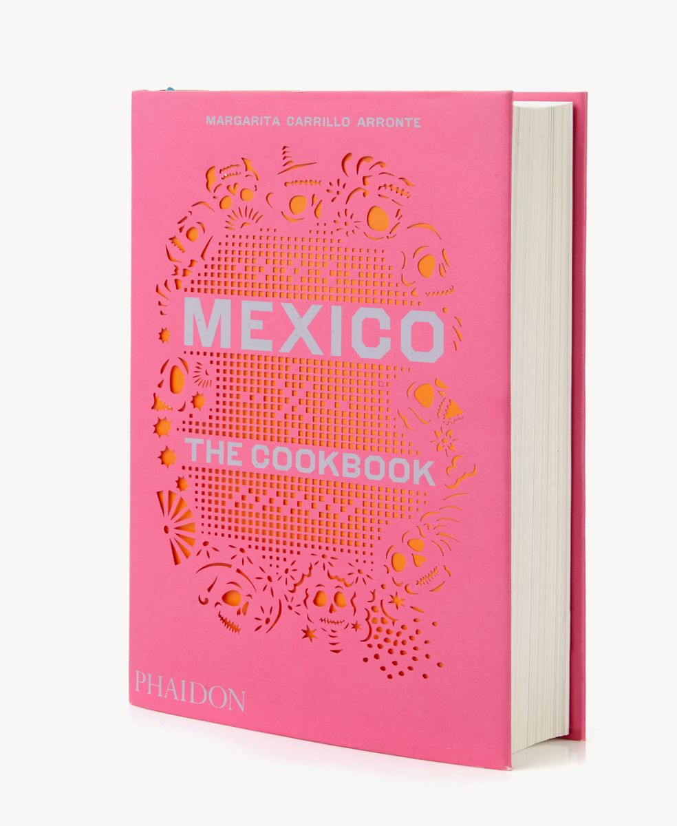 Kochbuch 'Mexico - The Cookbook'