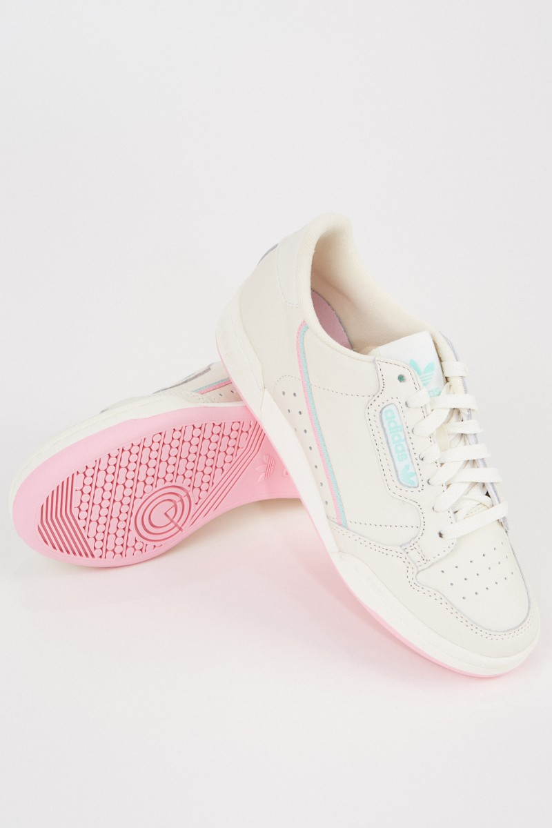 Sneaker 'Continental 80' Crème/Rosé