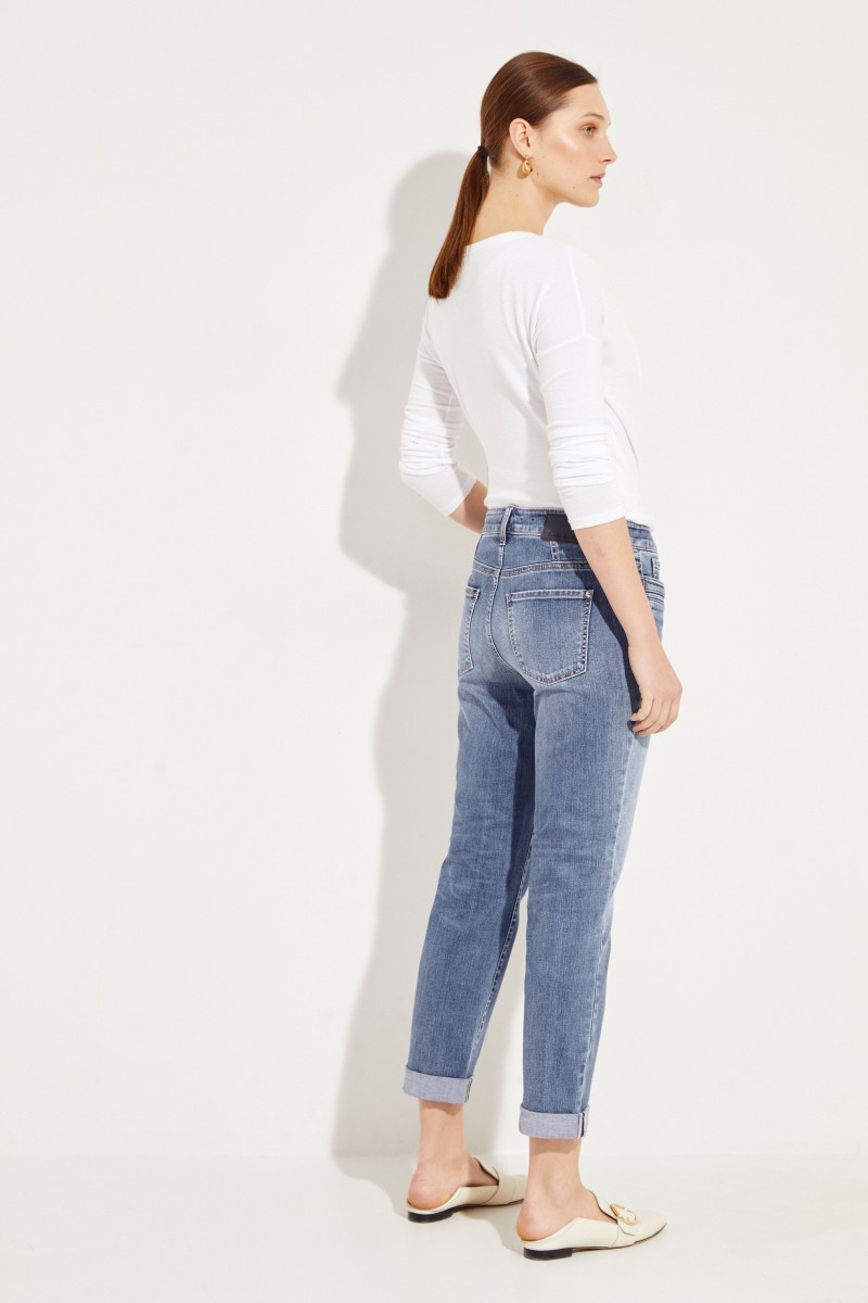 Jeans 'Pearlie' Blau