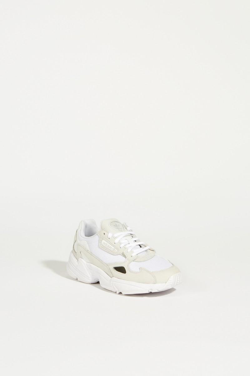 Sneaker 'Falcon W' Weiß/Silber