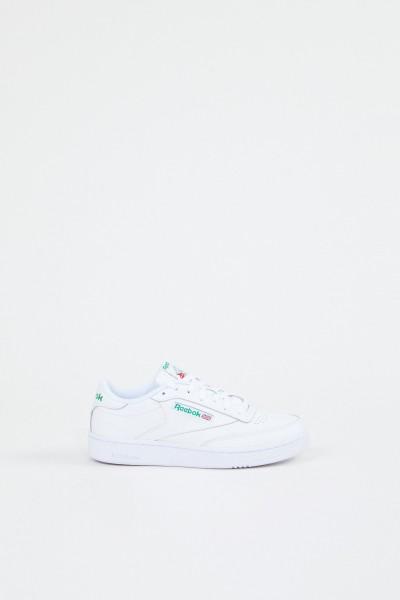 Reebok Sneaker 'Club C 1985' White/Green