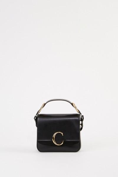 Chloé Bag 'Chloé C Small' Black