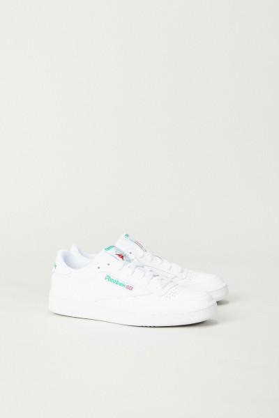 Sneaker 'Club C 85' White/Green
