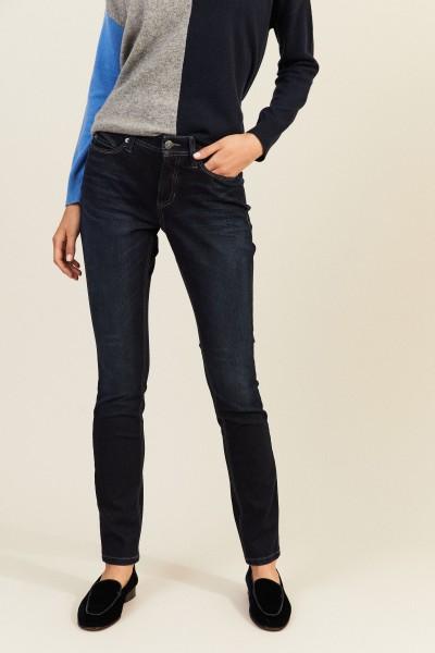 Skinny-Jeans 'Parla' Blau