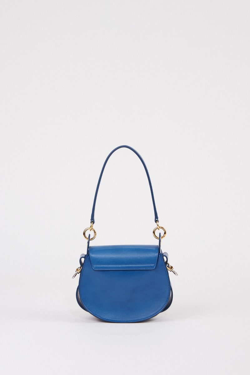 Umhängetasche 'Tess Small' Smoky Blue