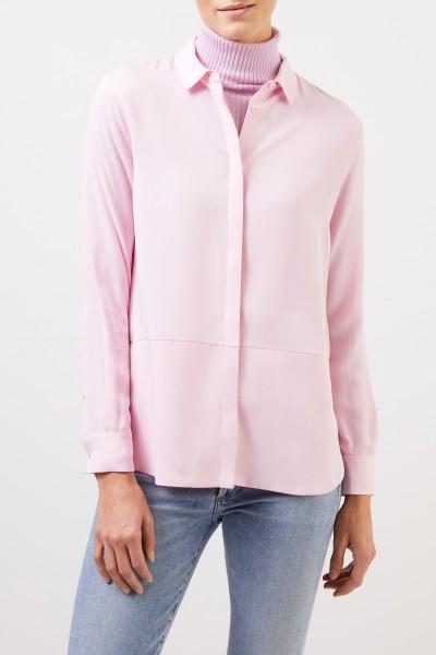 Iris von Arnim Silk blouse 'Mabelle' Light Pink