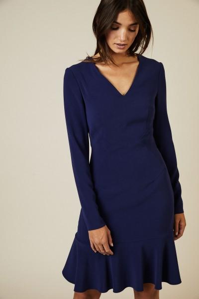 Kleid 'Pondwood1' Marineblau