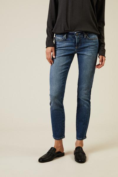 Jeans 'Liu' Blau