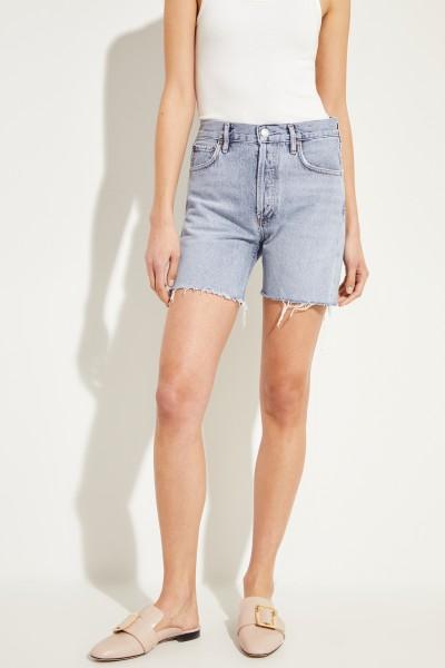 Jeans-Shorts 'Rumi' Blau
