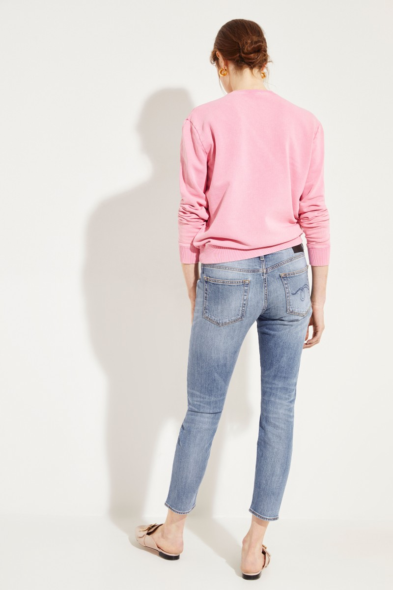 Boy Skinny-Jeans Blau