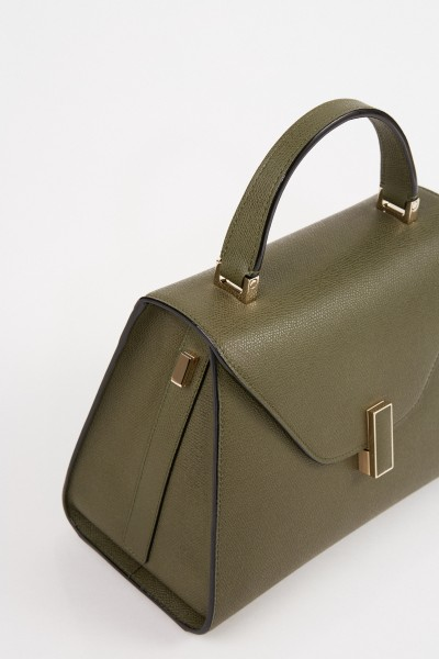 Valextra Bag 'Iside Media' Green