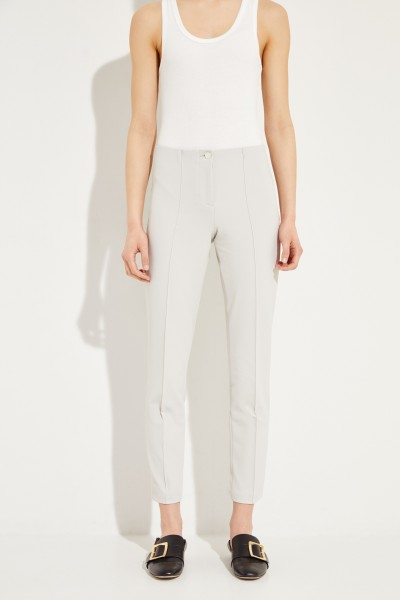 Elastische Hose 'Ros' Grau