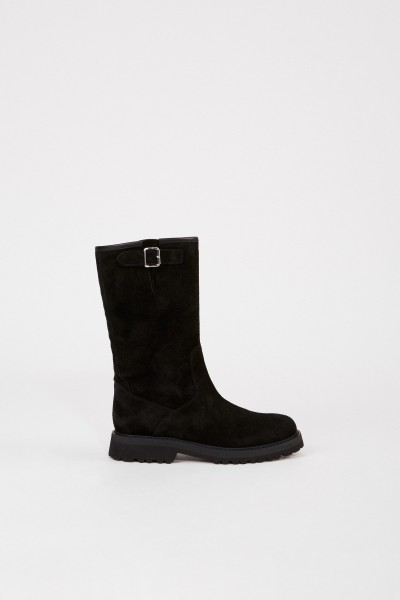 Unützer Half high boots Black