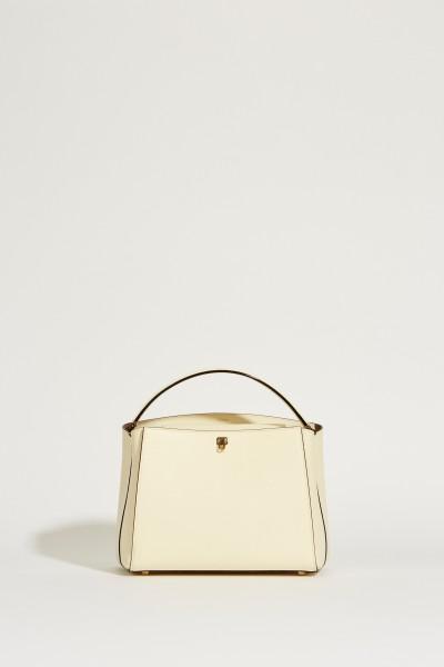 Leather bag 'Brera Medium' Cream