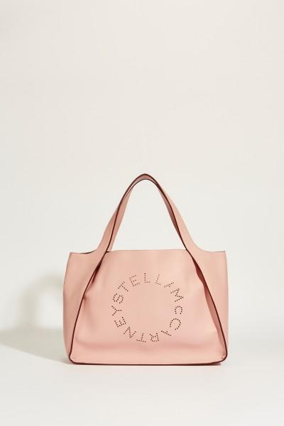 Shopper mit Stella-Logo Rosé
