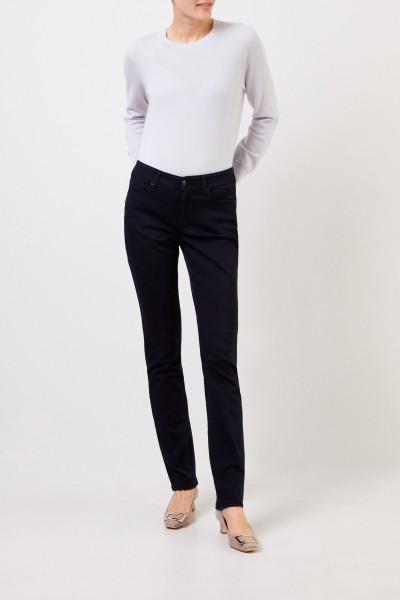 Midrise Slim-Jeans 'Parla' Blau