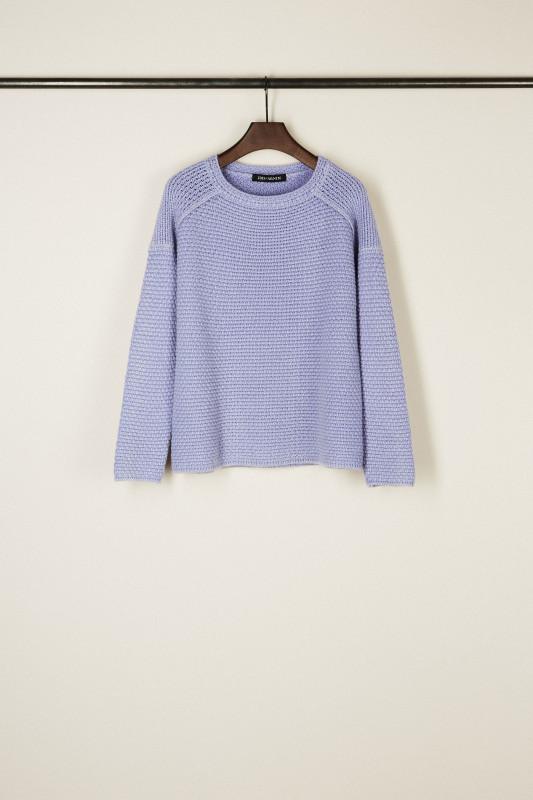 Cashmere Pullover 'Southhampton' Blau