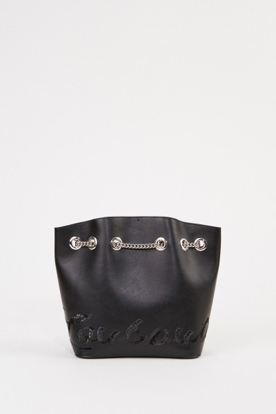Christian Louboutin Bag with chain details Black