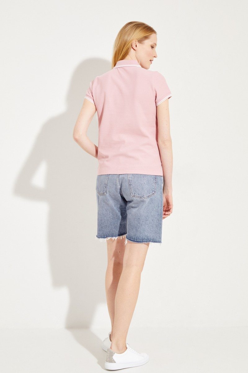 Polo-Shirt Rosé
