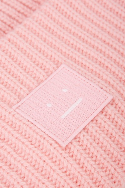 Acne Studios Cap 'Pansy N Face' Pink