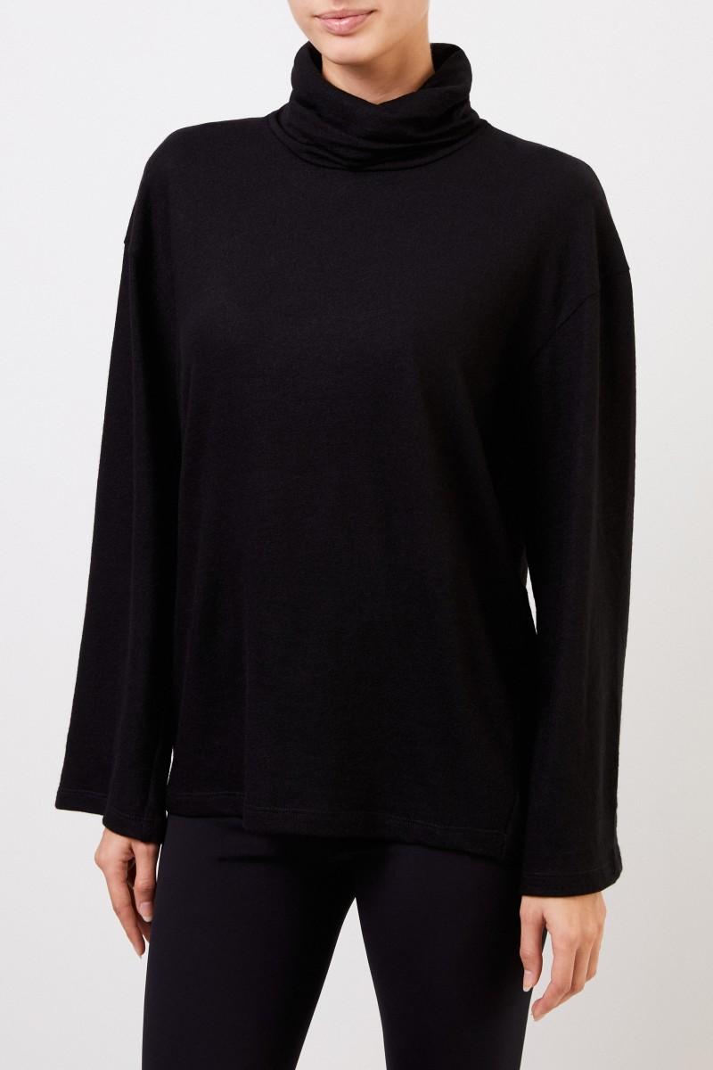 Cashmere-Pullover 'Zalani' Schwarz
