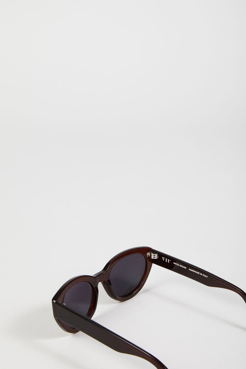 Sonnenbrille 'The Vain' Auburn Shiny